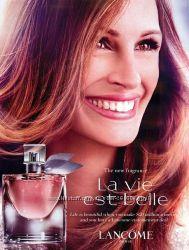 Lancome элитная оригинальная парфюмерия