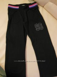 Спортивные брюки для девочек 3 - 6 лет