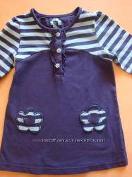 Детские платья и туники для девочек 2 - 3 годика