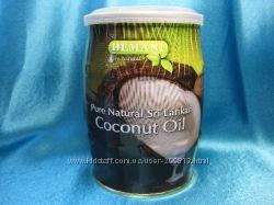 Кокосовое масло нерафинированное органик знак качества GMP