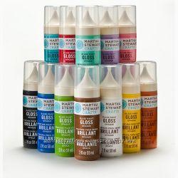 Краска для стекла и керамики Martha Stewart Crafts