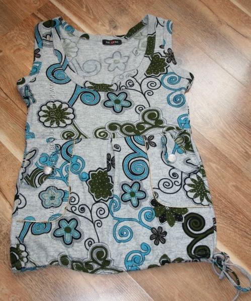 Тунички и рубашка для беременной, 46-48