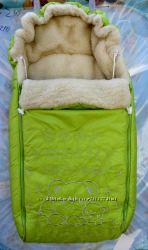 конверт мешок в коляску и санки