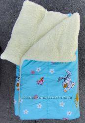 одеяло на овчинке