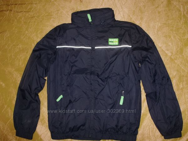 куртка ветровка Cool Club, р152