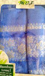 полотенца бамбуковые набором и по-отдельности