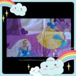 Простыни на резиночке в детскую кроватку хб