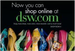 DSW брендовая обувь, сумки и аксессуары