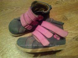 ортопедические ботиночки Aurelka