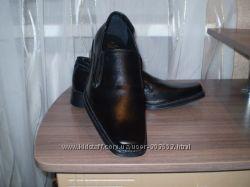 Туфли мужские кожа р. 45