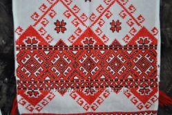 Українська вишивка власноручно