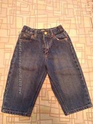 наши разные джинсики для малышки Aziz 9-12m