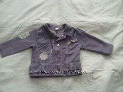 комплект Бемби пиджак - штанишки и рубашечка Aziz на 1-1, 5г
