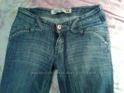джинсы с низкой посадкой