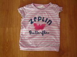 Прдам футболочку Zeplin 5 лет
