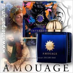 Обновила Поделюсь шикарными ароматами часть 2 Amouage