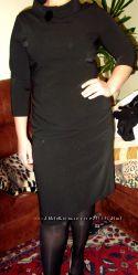 Продам элегантное классическое платье строгого покроя