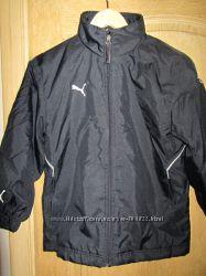 Куртка деми Puma 134-140 см в отличном состоянии