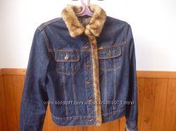 цены снижены  джинсовая курточка