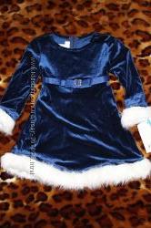 Новогоднее  платье 24М