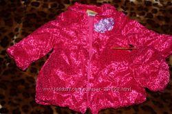 Курточка Пальто с беретом леопардового цвета