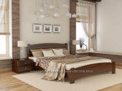 Кровать из дерева с ламелями Венеция, фабрика Эстелла