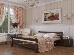 Кровать из дерева Диана, фабрика Эстелла