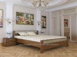 Кровати из дерева Афина, фабрика Эстелла
