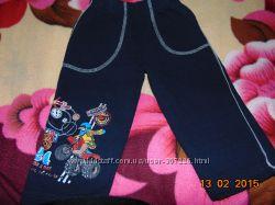 утепл. штаны, брюки спортивные р74, р80, р86см