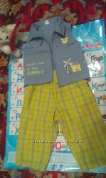 штанишки  на годик р74 9-12мес