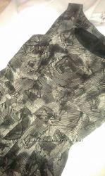 Платье из натурального шелка на худышку Banana Republic, размер XS-S. Ориги