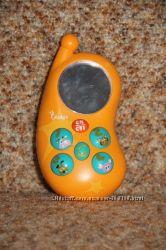 Продам интерактивную игрушку Телефон Бани русский язык Ouaps