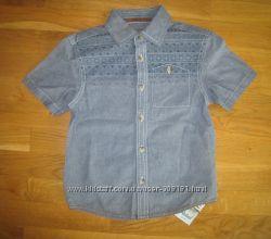 Класні, стильні рубашки короткий, довгий рукав фірмові якісні