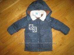 Пухові курточки  Prenatal від 12 міс. до 3 років. розпродаж