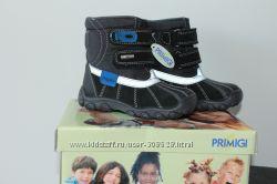 Зимние ботинки сапоги на мальчиков PRIMIGI в ассортименте