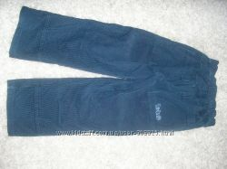 Вельветовые штаны  HM 134-состояние новых