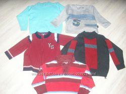 одежда на мальчика  3-5лет