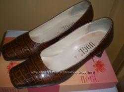 Туфли кожанные 39, 5 размера
