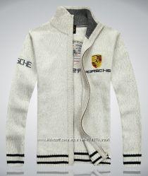 Теплые шерстяные свитера Porshe