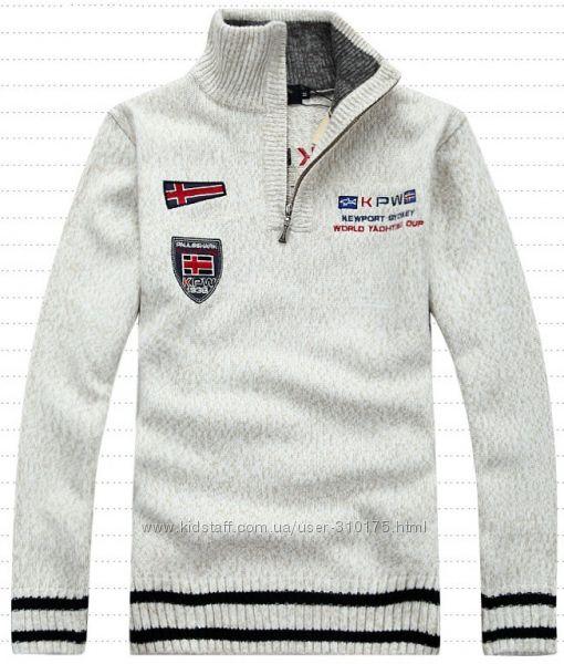 Шерстяные свитера PAUL&SHARK