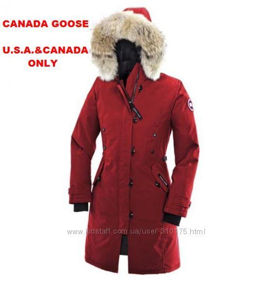 CANADA GOOSE Женские пуховики