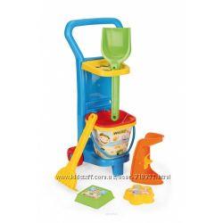 WADER. Сезон скидок на игровые наборы с тележками для мальчиков и девочек.