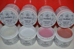 Гель для моделирования. наращивания ногтей NL n. o. b. e. l. США. Супер цена