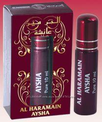 Оригинальные арабские масляные духи без спирта Aysha
