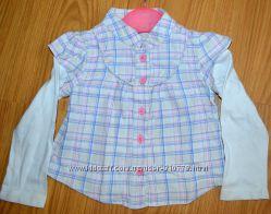 Рубашка CHEROKEE на девочку 9-12 мес.