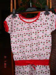 Летняя детская футболка бу