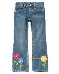 Красивые джинсы Gymboree