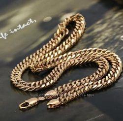 В наличии Gold filled цепочки, наложенный платеж Качество