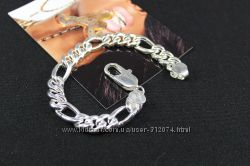 В наличии серебро 925  мужские браслеты наложенный платеж Распродажа