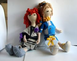 Замечательные куколки на заказ